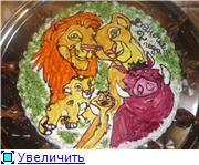 торт кукла барби торт с лошадкой торт король-лев - 7