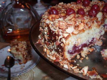 В субботу на дессерт испекла вот такой тортик - 2