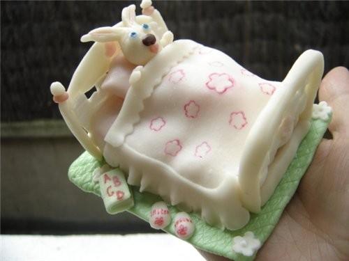 А этот торт я делала нам без всякого повода,ну ещё до от'езда - 3