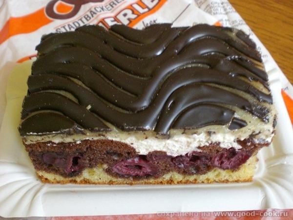"""Спасибо за рецепт торта """"Дунайские волны"""" - 3"""