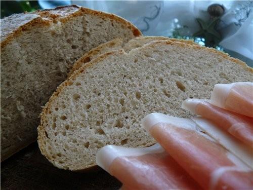 Простой, ароматный хлеб