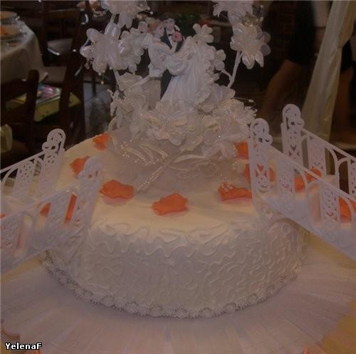 вот мой первый свадебный 8) критикуем - 4