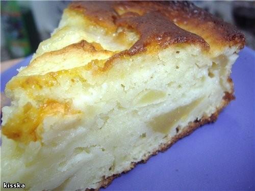 яблочный пирог ,котырый всегда получается