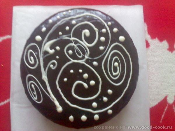 Торт Чёрный лес от Alisia