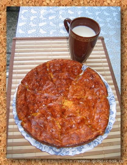 холодный латкес на завтрак