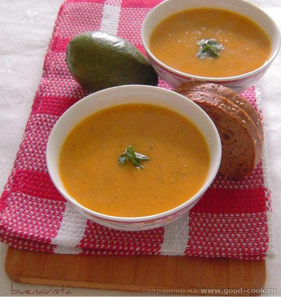 3. Крем-суп мульти витаминный