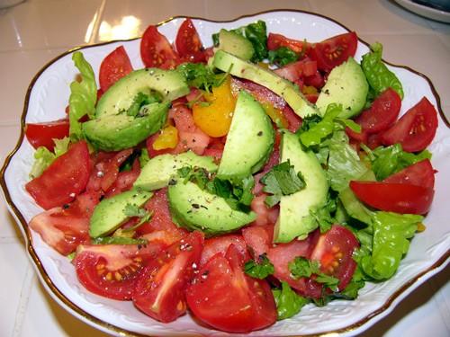 А я вчера была в настроении готовить , поэтому ужинали вкуснеишим cупом от с салатом и свежим xлебо... - 2