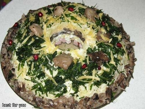 Вот такой новенький салатик делала Очень понравился такой сочненький и вкусненький