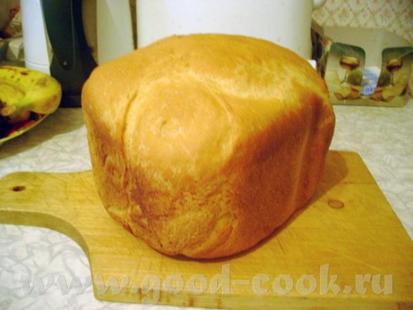 , очень красивый хлебушек получился, жаль фотки со срезиком нет
