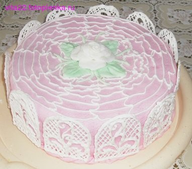 очень милый тортик