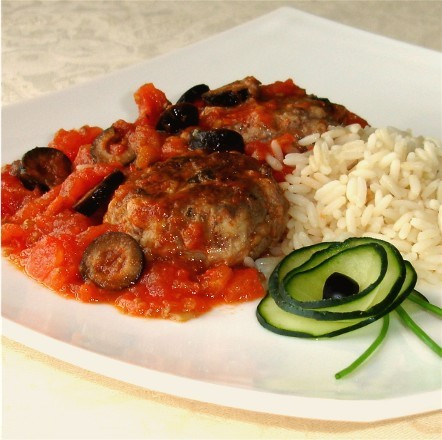 Спасибо за Тефтели по-гречески Очень вкусно, рекомендую их приготовить