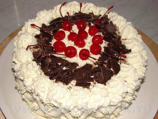 Я вам тортик принесла Делала брату на ДР