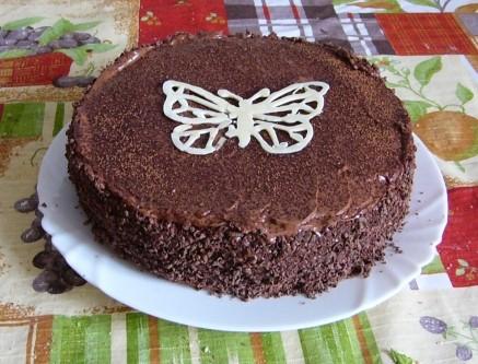 , спасибо за рецепт трюфельного торта , очень вкусно