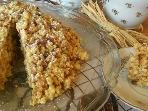 Пирог каракулевый рецепт с фото