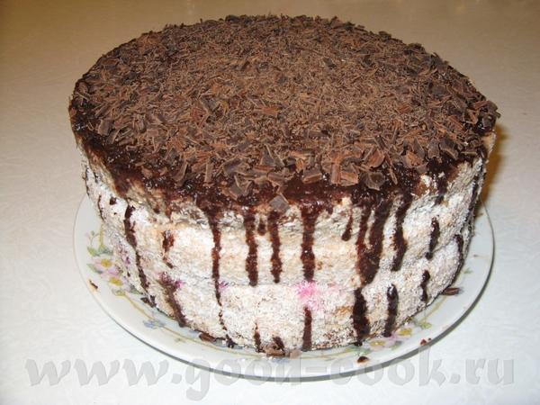 Торт Фонтан желаний