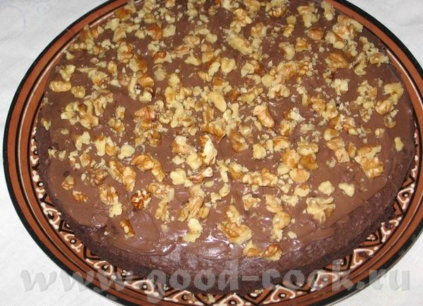 Муравейник Шоколадный пирог со сливами Все рецепты можно найти ЗДЕСЬ - 5