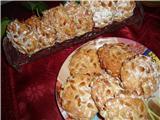 ВЫПЕЧКА сладкая Пирог на арахисовом масле Пончики Яблочно-творожный пай Фисташковые кексики с малин... - 4