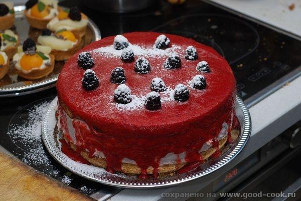 Инна, еще есть спасибы, за твои самые вкусные торты