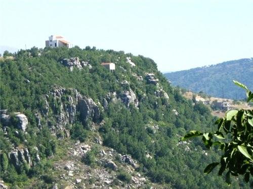 Девчата, спасибо, очень приятно А я вам Ливан принесла Это вид из окна нашего домика в горах Это то... - 2