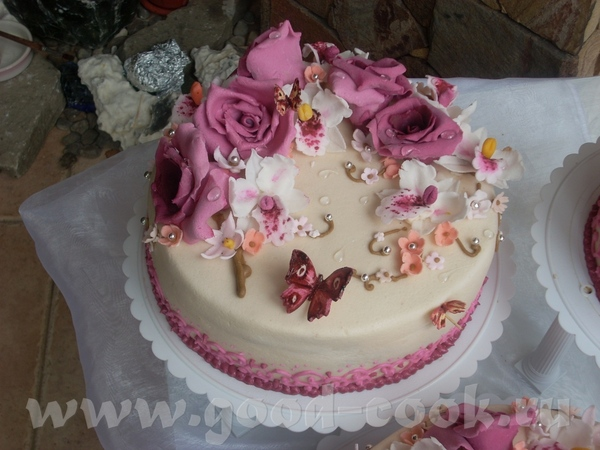 Хаска,очень аккуратные тортики - 3