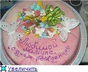 торт бильярдный стол торт божья коровка торт букет для мамы - 9