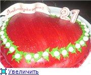 торт роза торт коляска торт красное сердце - 8