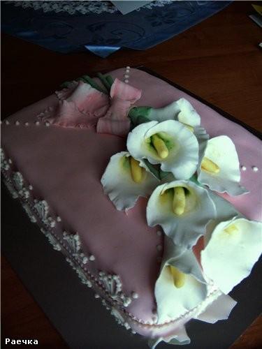 """а это мои последние здесь спрятан """"Министерский"""" от Janochka под этим скрывается торт """"Дунайские во... - 2"""