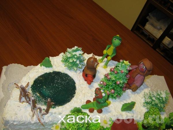 тортик очень - 2
