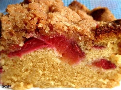 Необыкновенно вкусной пирог по рецепту Мишель