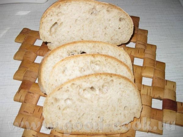 Хлеб с солодухой на закваске на основе Изюминковского рецепта - 2