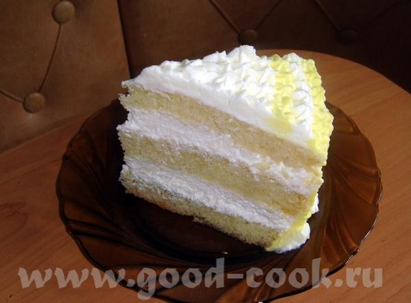 Девченки, угощайтесь творожным тортиком, холодненьким - 2