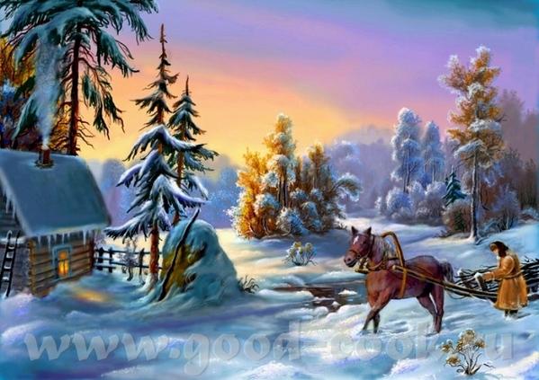 Рождественские картины =================== - 3