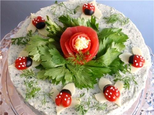 Еще пару фоток торта - 2