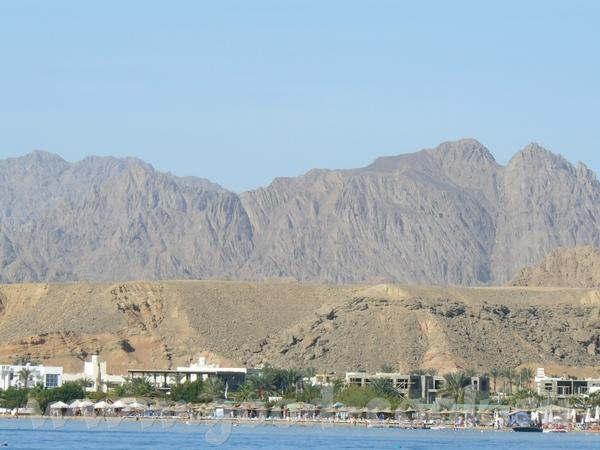 На рождественские каникулы ездили мы в Египет, Sharm el Sheikh - 7