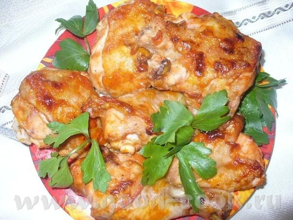 куринные потраха в сметане Говядина в томате с зеленью листья свеклы с яйцами курица жаренная - 4
