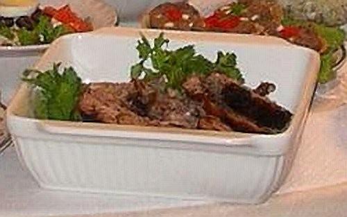 """Салат """"Петушок"""" : Вареная курочка+ сыр+ помидор+ яйцо + майонез Да это моя импровизация к рецепту И... - 2"""