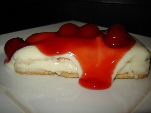 Приятный десерт без выпечки