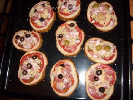 Быстрая пицца - 2