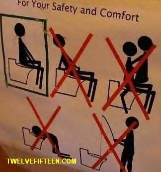 Полный game over Правила по использованию туалета - 2