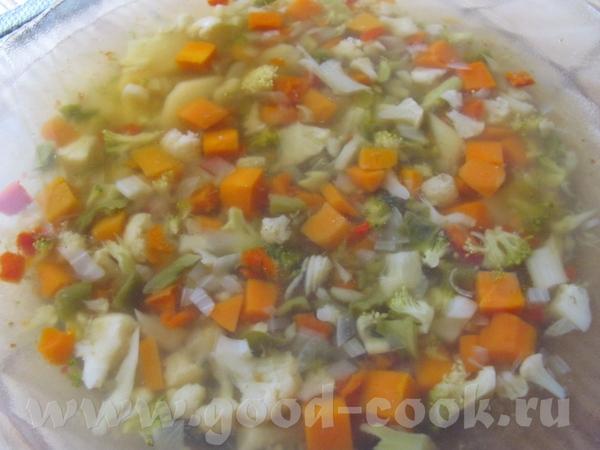 Овощной суп Котлеты из говядины и овощной салатик Сливовый манник Черешенка Угощайтесь