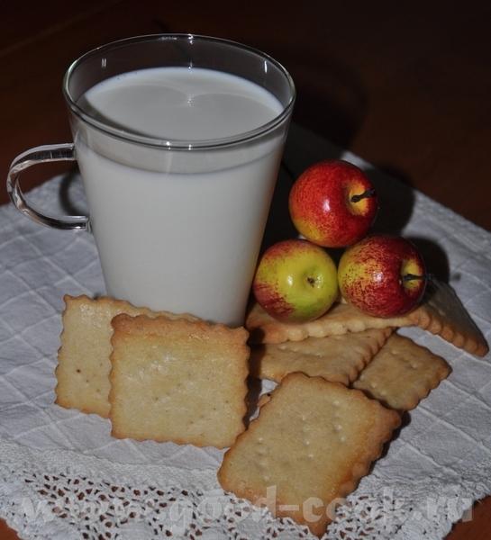 """Имбирное печенье с миндалем Рецепт взят из книги Гастронома """"Про сладкое"""", Эксмо, М"""