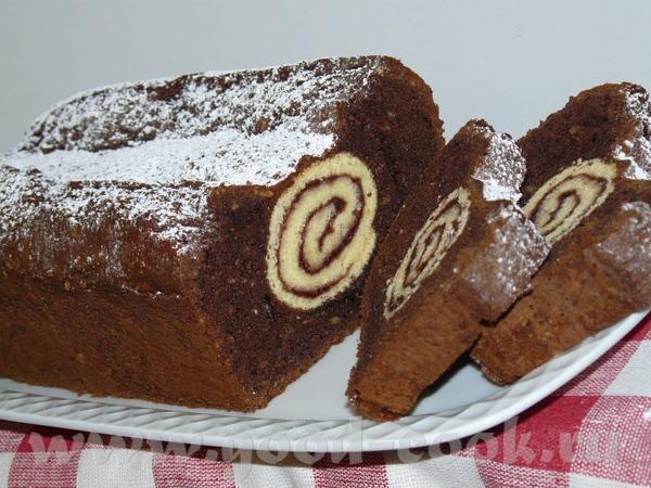 Пирог нам понравился, ароматный, не сухой