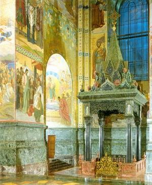 А сейчас мы с вами подходим к одну из самых красивейших соборов Петербурга и одновременно к одному... - 5