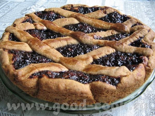 Польский пирог с джемом