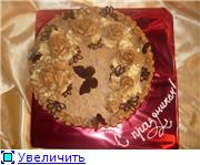 торт цифра 8 в ромашках торт таврические розы - 5
