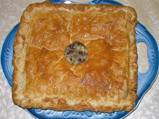 Большое спасибо за рецепт пирога КУБЭТЕ, очень вкусно и легко готовить