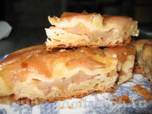 Простейший яблочный пирог от Александра Селезнёва быстро и очень просто - 3