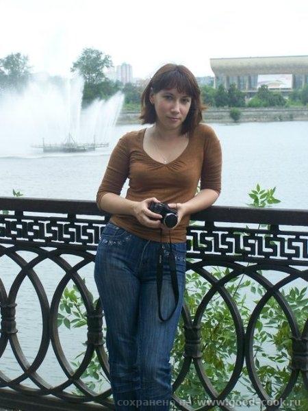 Это еще фото из Челябинска с фотоаппарата сестры, так что тут даже есть я) Дочка с двобродным братом Это снова ЦПКи... - 10