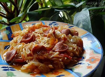 Картошечка с салатиком - мням