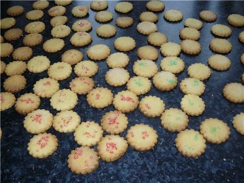 Печенье с апельсиновым ароматом - Orangenplдtzchen